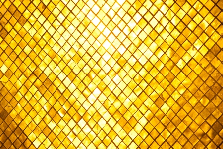 Golden ceramic texture at pagoda in temple Stock Photo - 16533153