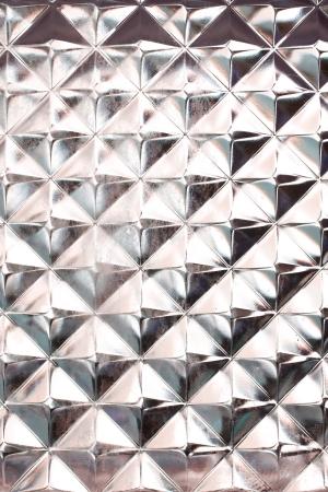 Orange glass block texture   Stock Photo