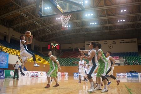 Thailand Basketball Championship Division