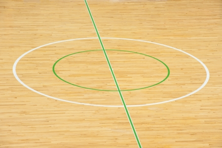 Ground for playing Basketball   photo