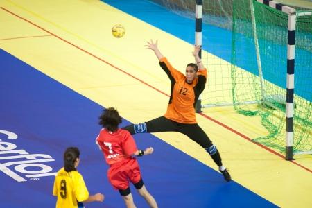 Handball sport  Redakční