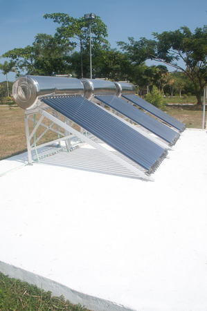 Solar hot water systems   photo