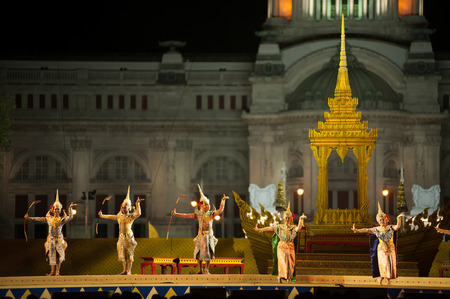 khon: Khon,Dance  performances of Thailand. Editorial