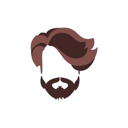 Hombre Haisrtyle Constructor Para Cara Set.Hair, Barba Y Bigote ...