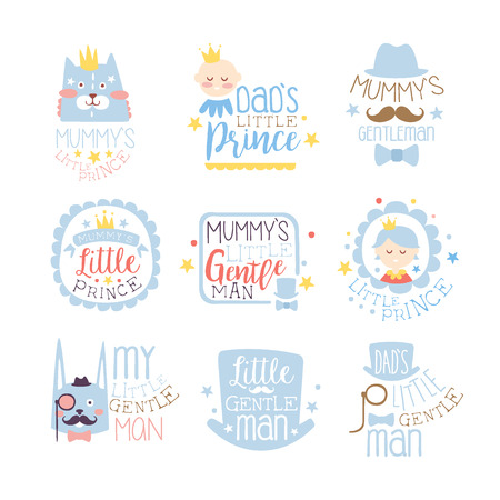 Little prince set of prints for infant boy room or clothing design little prince set of prints for infant boy room or clothing design templates in pink and maxwellsz