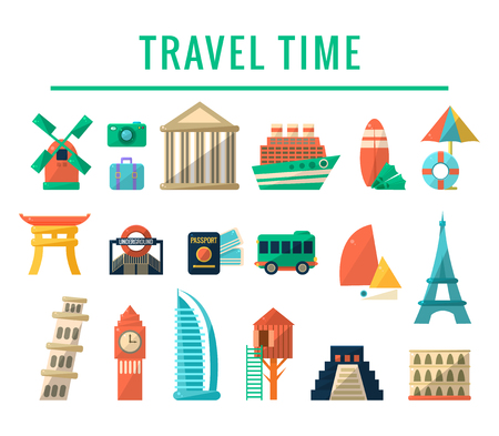 Travel Time Items Collection