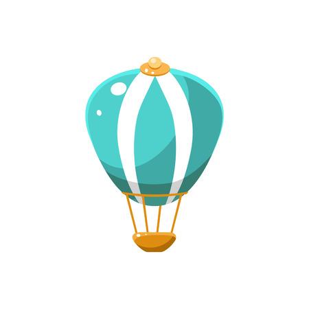 Hot Air Balloon Toy Aircraft Icon