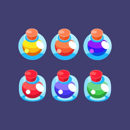 elixir: Flash Game Magic Elixir Set
