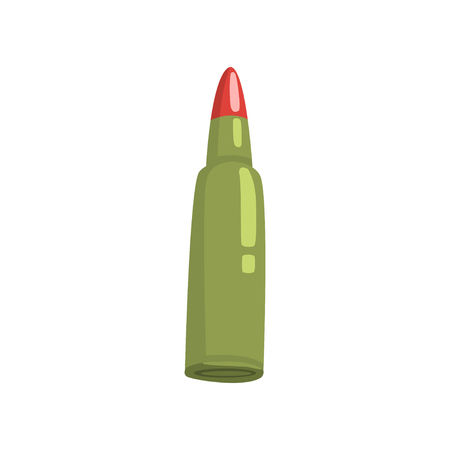 Bullet cartoon vector Illustration Imagens - 86098865