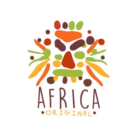 African ethnic tribal