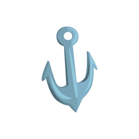 Anchor cartoon vector Illustration Illustration