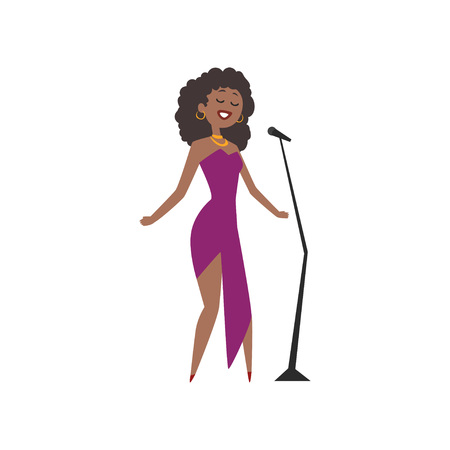 108 Famous African American People Stock Illustrations
