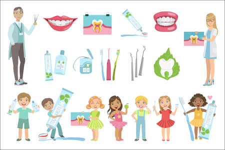 Dentists And Dental Care Poster