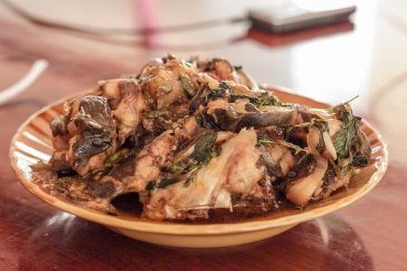 stir up: Spicy Fried Stir Catfish