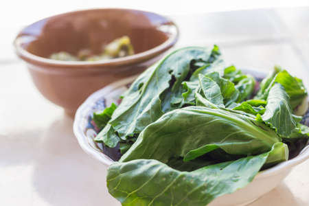 Spinach Stock Photo - 16963911