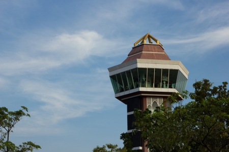 Observatory tower photo
