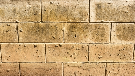 stacked stones: Concrete Masonry Unit