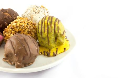 Donut ball Stock Photo - 18225322