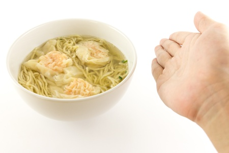 shrimp wonton photo