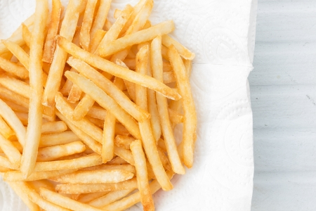 french fries plate: French Fries is a popular food in the world