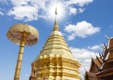 significant: Significant relics in a Thailand