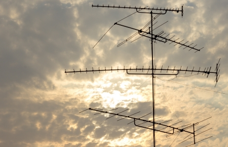 a Antenna Called antenna Yagi photo
