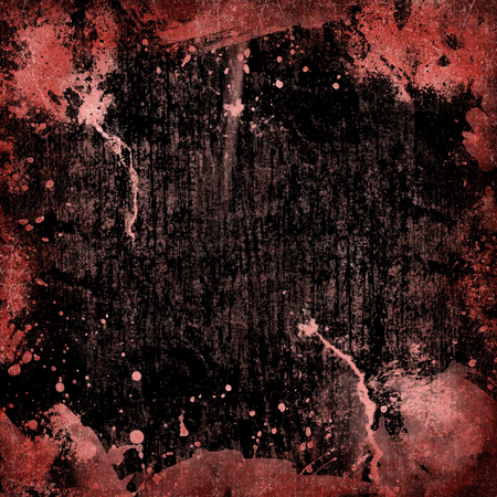 image of the red stain on balck blackground Stock Photo - 22203338