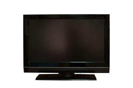 flatscreen: the LCD television screen