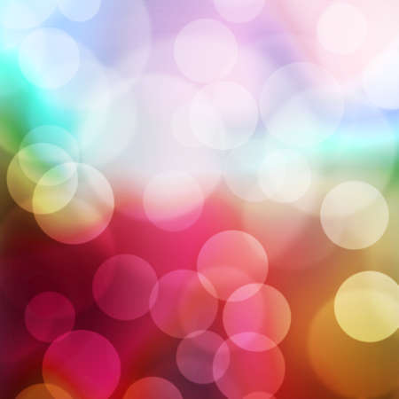 rainbow colours: texture colorful bokeh light from sun for happy new year day, christmas and other event  Stock Photo