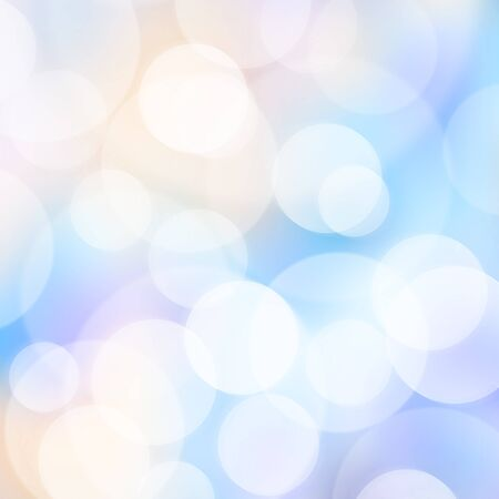 texture, abstract background is colorful bokeh light from sun for happy new year day, christmas and other event photo