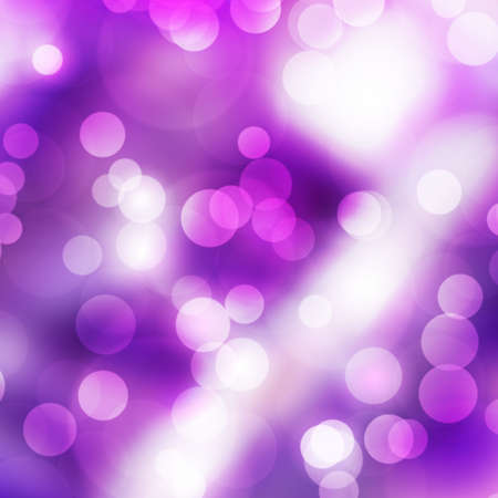 texture, abstract background is purple bokeh light is colorful for happy new year day, christmas and other event. Stock Photo