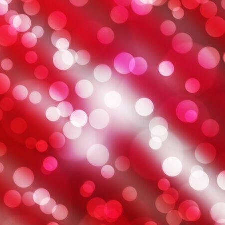 テクスチャ、背景は赤ピンぼけ光はカラフルな新年あけましておめでとうございますの日、クリスマス、その他のイベント。 写真素材