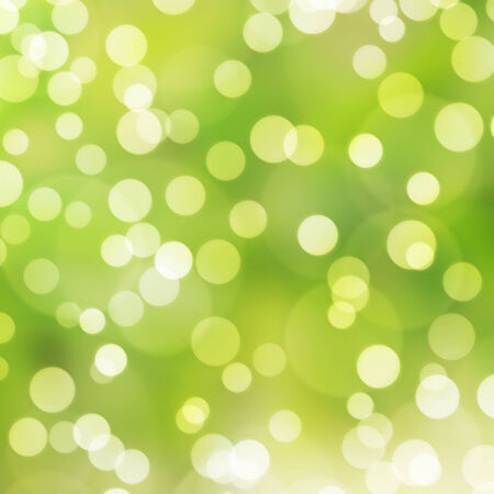 texture, abstract background is green bokeh light is colorful for happy new year day, christmas and other event. Stock Photo