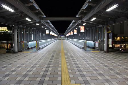 night way of japan Stock Photo - 25455465