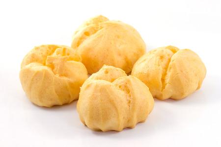 creampuff: Cream puff make from Choux Paste