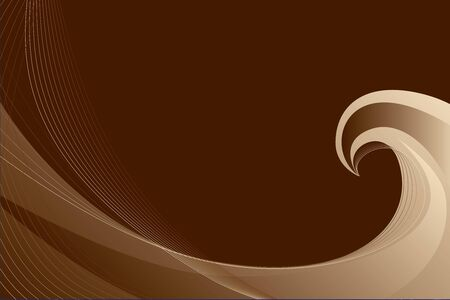 Abstract background (chocolate)