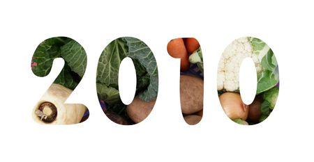 2010 Harvest  photo