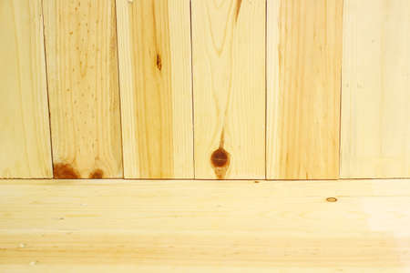 Wooden wall background and textured