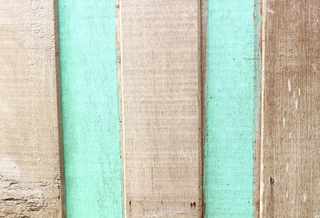 old wooden wall background, two tone color