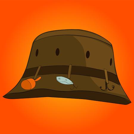 Pop art Fisherman hat