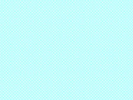 Pop art background, blue color, white dots. Vector illustration