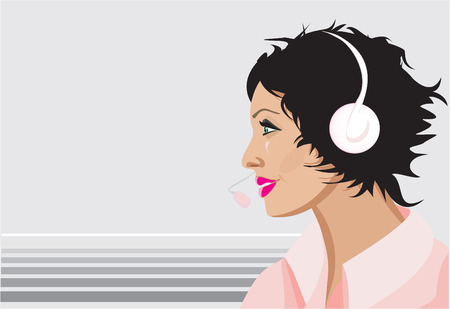 headset business: Bella operatore