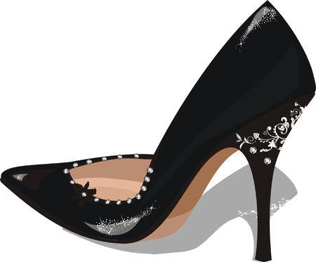 stiletto shoes