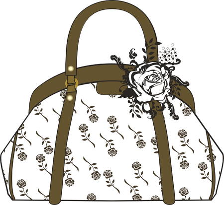vintage clothing: bag