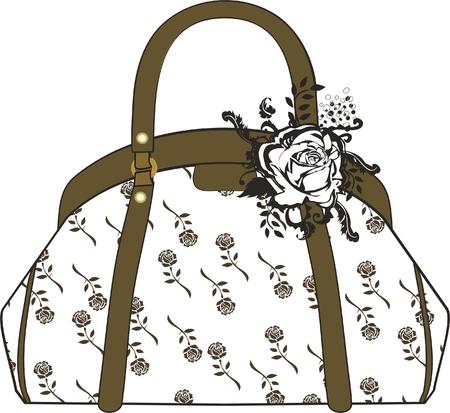 designer bag: bag