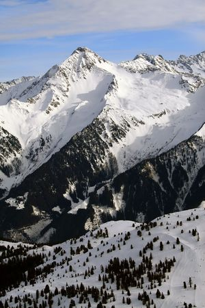 austrian: Alpine panorama