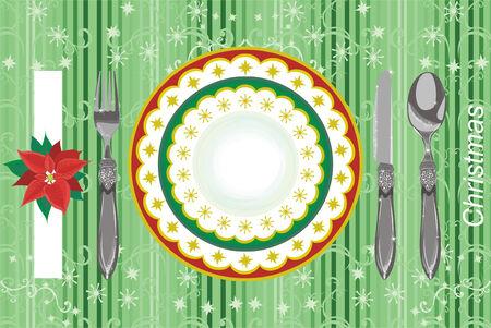 dinner party: christmas menu