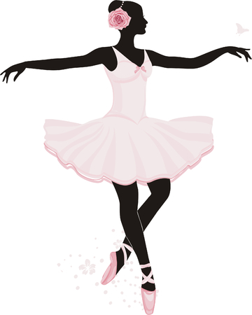 ballerina Stock Vector - 4651258