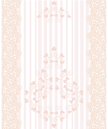 Vintage lace  background Stock Vector - 6404511