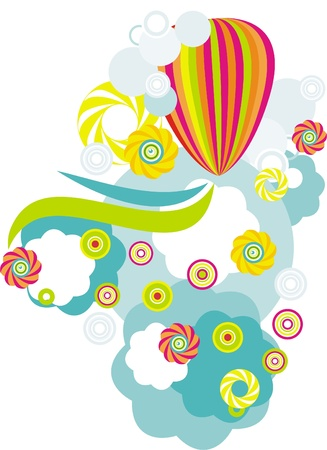 hot air: hot air balloons